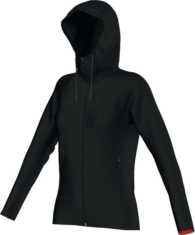 Adidas CLMHT FZ HOODY WHITE/NGTFLA/NGTFLA bestellen