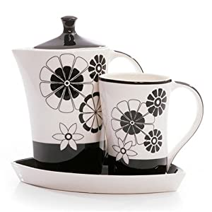 Avant Garde Tea for Me Tea Service by Hues & Brews