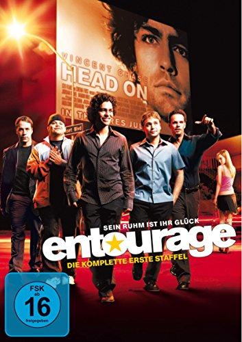Entourage - Die komplette erste Staffel [2 DVDs]