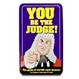 New You Be The Judge Adult Team Courtroom Board Game