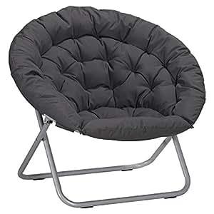 Amazon.com: Oversized Folding Moon Chair, Multiple Colors ...