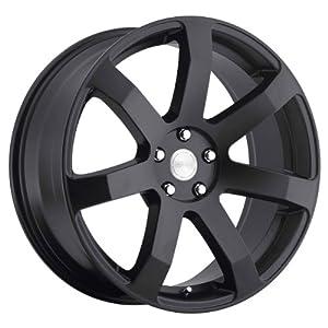 Katana KP7 Matte Black Wheel (20×8.5)