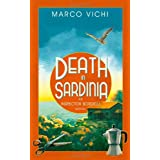 Death in Sardinia (Inspector Bordelli)by Marco Vichi