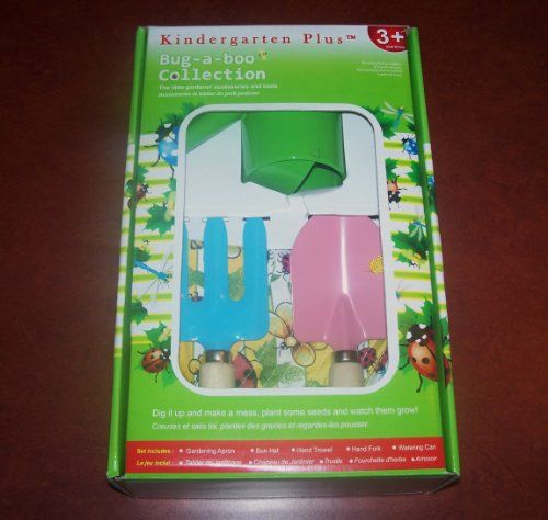 Kindergarten Plus 'Bug-a-boo' Collection Gardening Set for Children