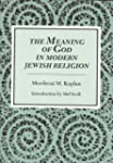 The Meaning of God in Modern Jewish R...