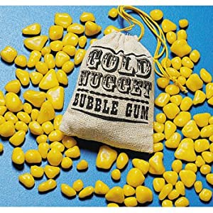 Click to buy 2 oz Western Gold Nugget Gum Candyfrom Amazon!