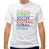 Ultras Soccer Wear & Neutral FC Men's Language Soccer T-shirt
