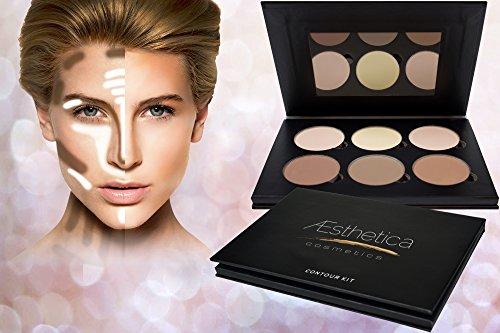 Contour makeup kit