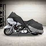 NEH   Motorcycle Bike Cover Travel Dust Storage Cover For Yamaha Virago XV 250 500 535 700 750 920 1100
