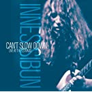 Can't Slow Down: Live At The Estrado