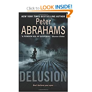 Delusion - Peter Abrahams
