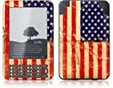 Gelaskins Protective Skin for The Kindle Keyboard - Stars & Stripes