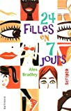 img - for 24 filles en 7 jours (French edition) book / textbook / text book