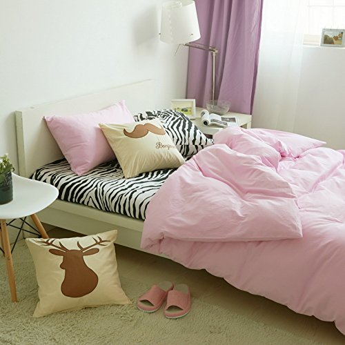 Pink Zebra Bedding Queen