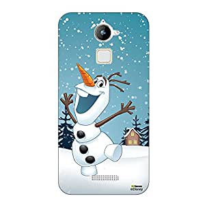 Hamee Marvel Coolpad Note 3 Lite Case Cover Disney Princess Frozen ( Sisters Forever )