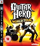 echange, troc Guitar Hero World Tour - Game Only (PS3) [import anglais]