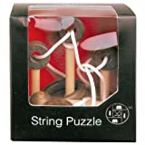 Wooden String Puzzle