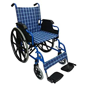 KosmoCare Foldable Wheelchair