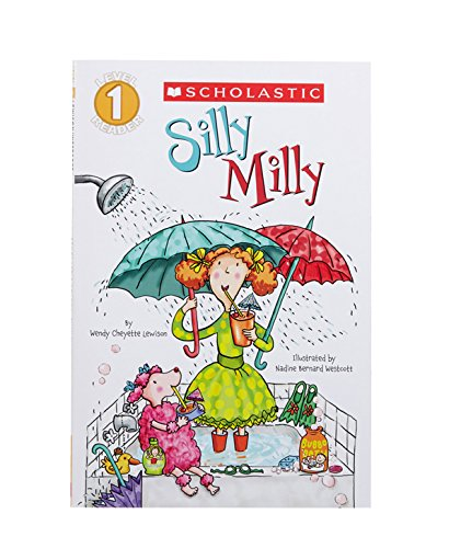Scholastic-Reader-Level-1-Silly-Milly