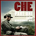 Reminiscences of the Cuban Revolutionary War (       UNABRIDGED) by Che Guevara Narrated by Bruno Gerardo