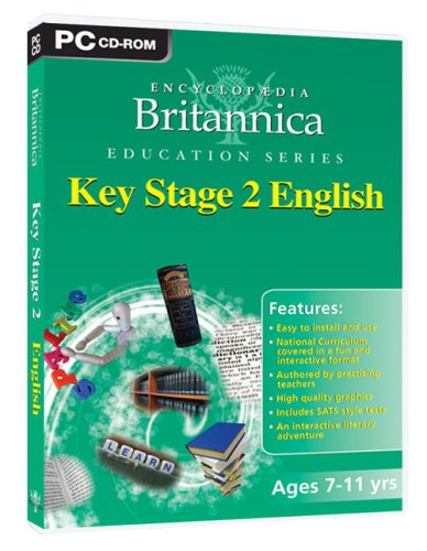 Britannica Key Stage 2: English (7 to 11 Years) (PC)