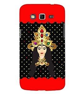 Saadhvi 3D Hard Polycarbonate Designer Back Case Cover for Samsung Galaxy Grand 2 G7102 :: Samsung Galaxy Grand 2 G7106
