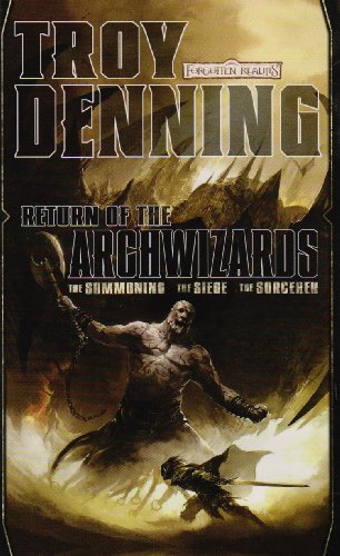 Return of the Archwizards (Forgotten Realms)