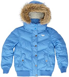 Roxy Goldmine Veste Bluebell FR : 10 ans (Taille Fabricant : T10)
