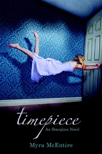 Timepiece: An Hourglass Novel cover image