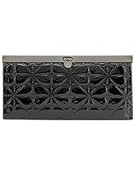 Aadaana Women's Wallet (Black, ADLW-46)