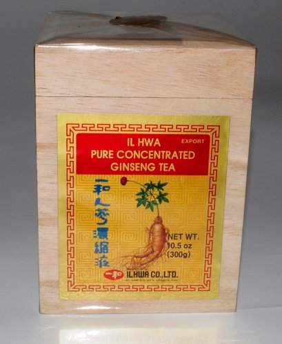 Ilhwa Pure Concentrated Ginseng Tea (300 Grams)