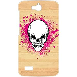 a AND b Designer Printed Mobile Back Cover / Back Case For Huawei Honor Holly (HON_HOL_3D_2541)
