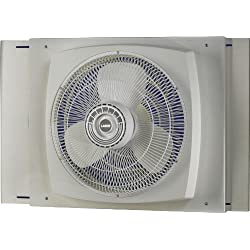 Lasko 2155A Electrically Reversible Window Fan 16-Inch
