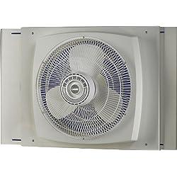 Lasko 2155A Electrically Reversible Window Fan 16-Inch