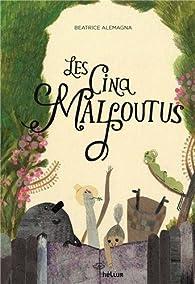 Les cinq malfoutus par Beatrice Alemagna
