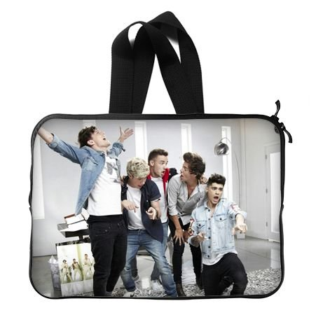 One Direction Laptop Sleeve 13 / 13.3 Inch for Macbook Pro 13/macbook Air 13 and Laptop Case 13.3 Inch Dell/hp/lenovo/sony/toshiba/ausa /Acer/samsung Laptop Bag (One Direction Macbook Cases compare prices)