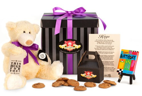 """Happy Birthday"" Hugs Gift Package front-684792"