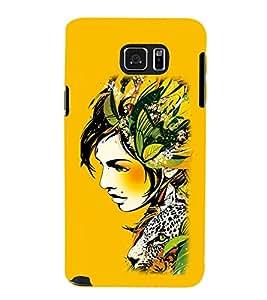 ifasho Designer Phone Back Case Cover Samsung Galaxy Note 5 :: Samsung Galaxy Note 5 N920G :: Samsung Galaxy Note5 N920T N920A N920I ( Hindu god Ram )