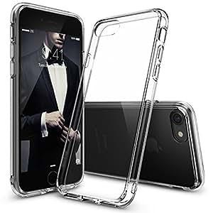 CarryWrap Transperant back cover for iphone 7 transparent cover
