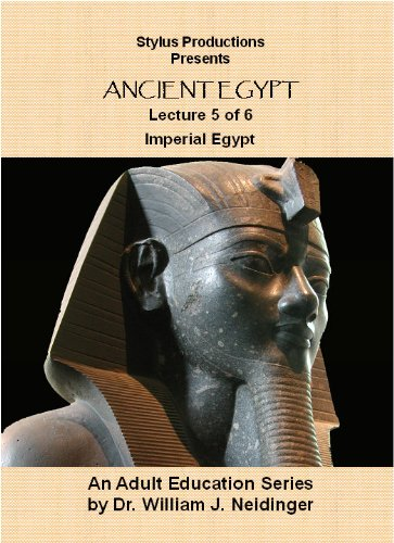 Ancient Egypt.  Lecture 5 of 6.  Imperial Egypt.