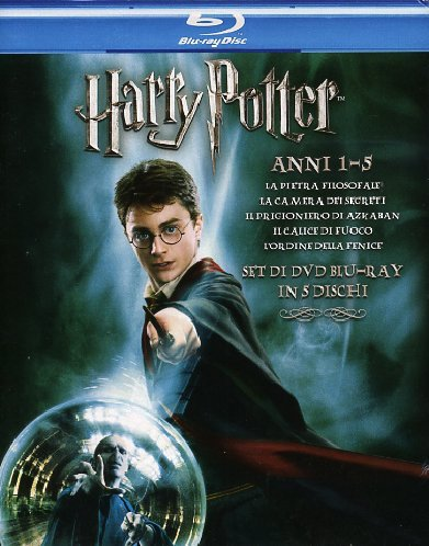 Harry Potter - Anni 1-5 [Blu-ray] [IT Import]