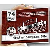 Schlemmerblock Göppingen & Umgebung 2014 ~ ab sofort bis 1.12.2014 gültig