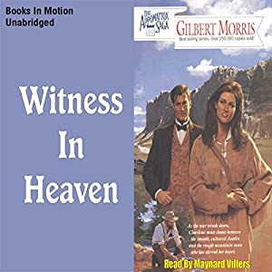 Witness in Heaven Audiobook