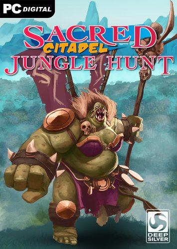 Sacred Citadel - Jungle Hunt [Online Game Code]
