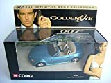 James Bond Bmw Z3 Car Goldeneye Pierce Brosnan Model Working Features Mint <>