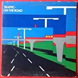 TRAFFIC On The Road LP Vinyl & GF Cover VG+ 1973 Orig Slv SMAS 9336