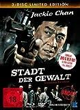 echange, troc Jackie Chan - Stadt der Gewalt (+ Blu Ray) [Import allemand]