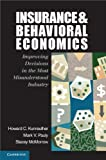 img - for Insurance and Behavioral Economics book / textbook / text book
