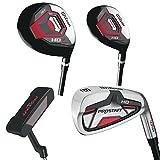 Wilson ProStaff HDX Golf Komplettset +1 inch Eisen 5-SW
