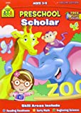 img - for Preschool Scholar, Grade P (Super Deluxe) book / textbook / text book
